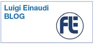 logo presidente della Fondazione Luigi Einaudi di Roma per studi di politica, economia e storia