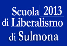 Scuola di Liberalismo di Sulmona 2013