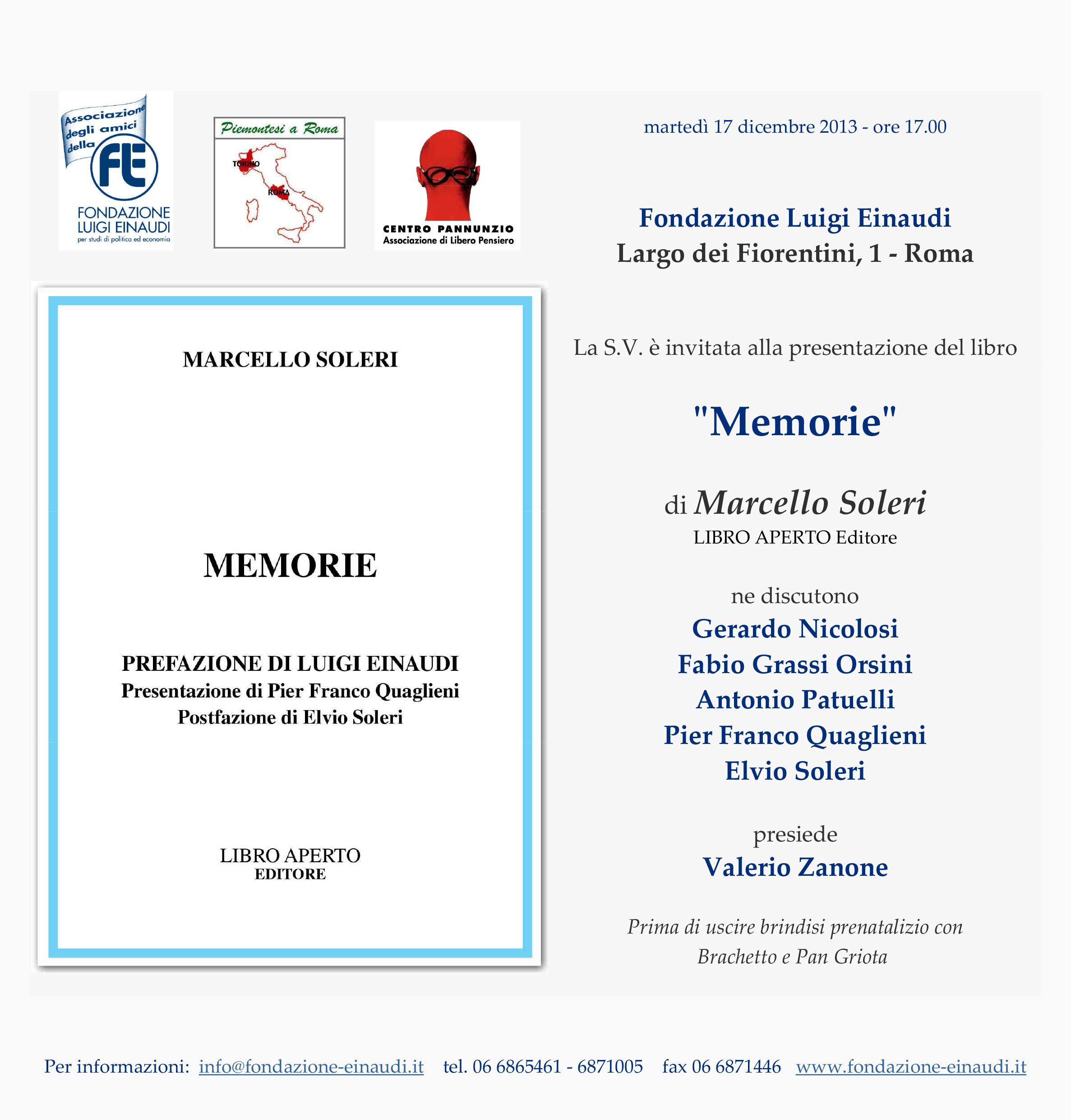 Presentazione libro Soleri_17.12.2013