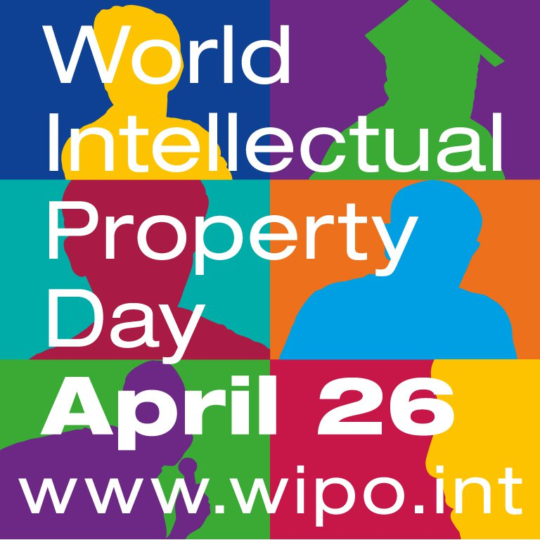 Martedì 26 Aprile – World IP Day