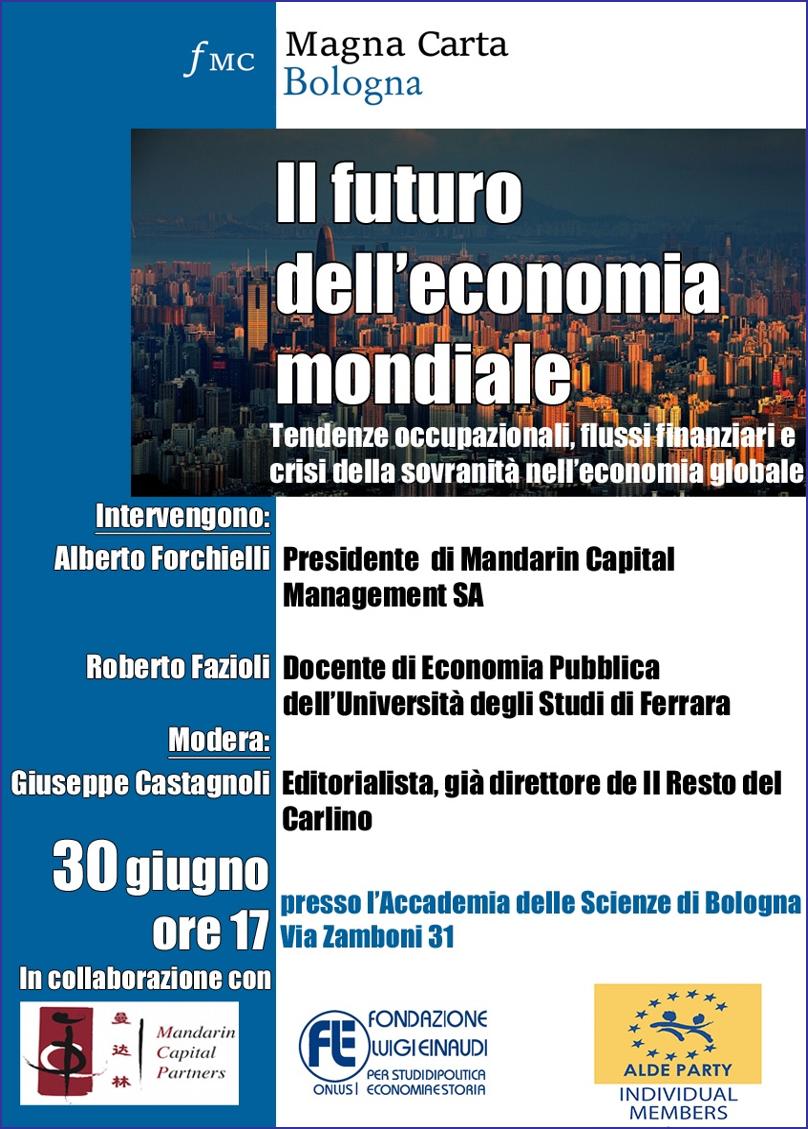 Il Futuro dell'Economia Mondiale