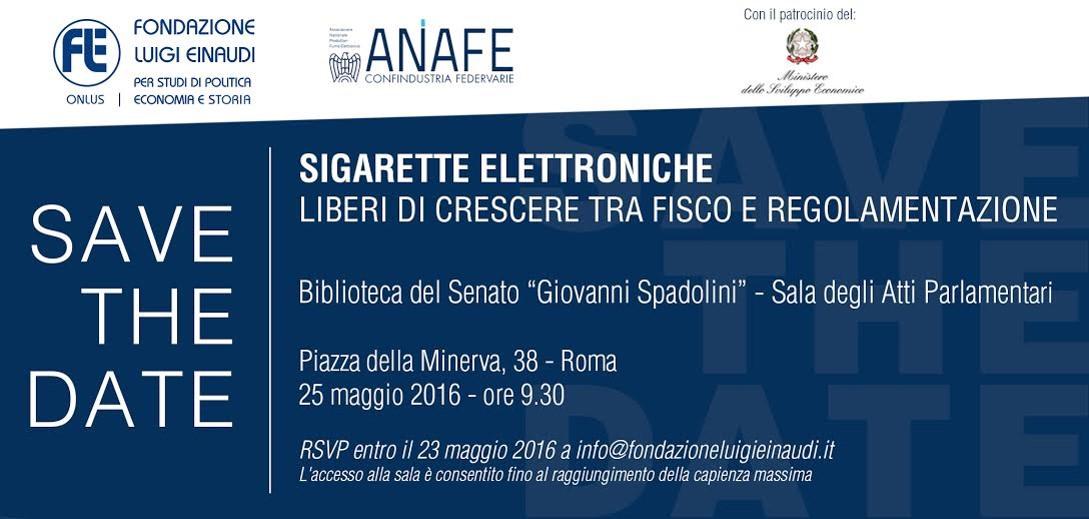 Liberi di scegliere: fisco e regolazione nel mercato delle sigarette elettroniche