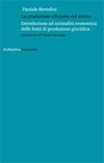 I costi della politica e l'analisi economica del diritto