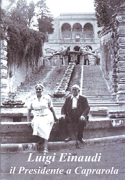 Luigi Einaudi: il Presidente a Caprarola