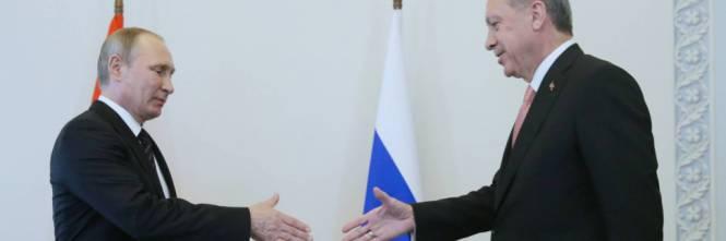 L'accordo Putin-Erdogan e gli anni buttati dall'Europa
