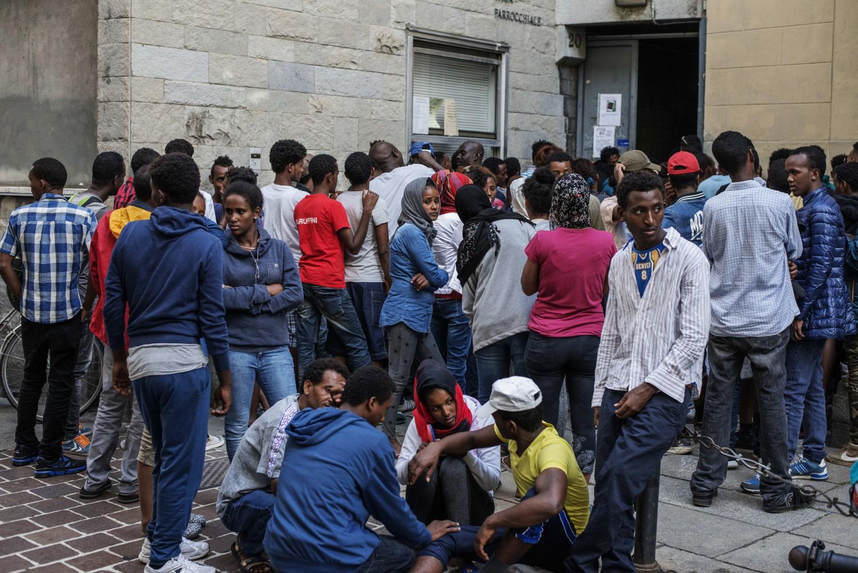 Il diritto di scegliere chi far entrare in Italia