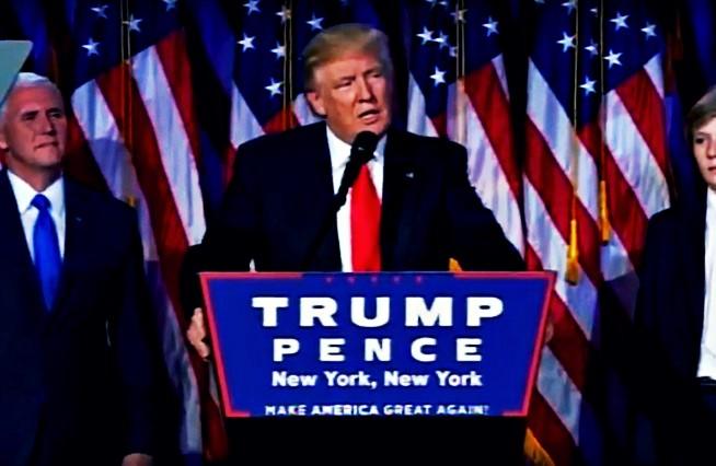 Trump presidente: lezioni americane