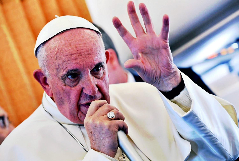 Su banche e immigrati il Papa fa il comunista