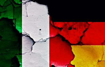 Germania-Italia, crauti e vongole