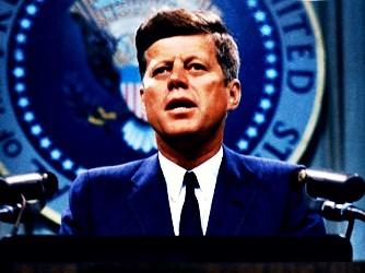Dietro la frase di JFK…
