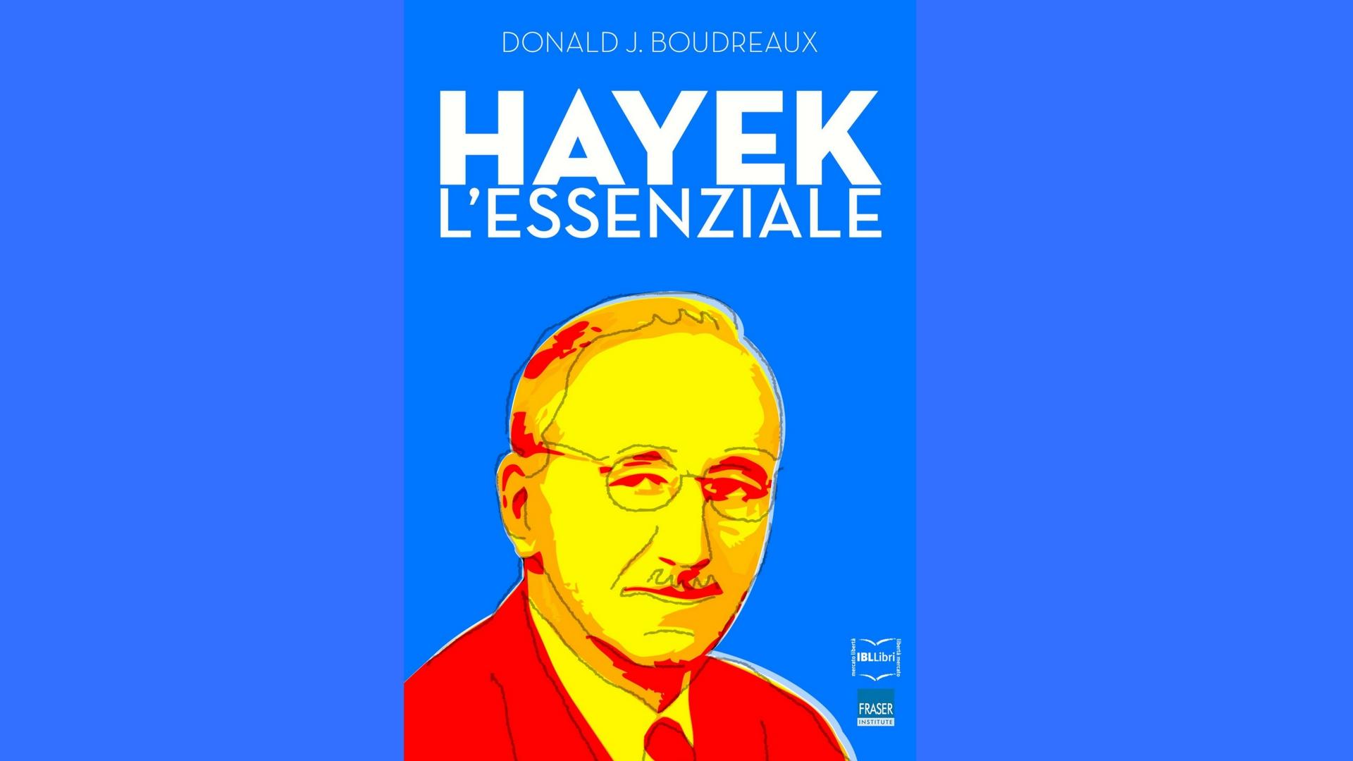 Le teorie di Hayek tra diritto e legislazione