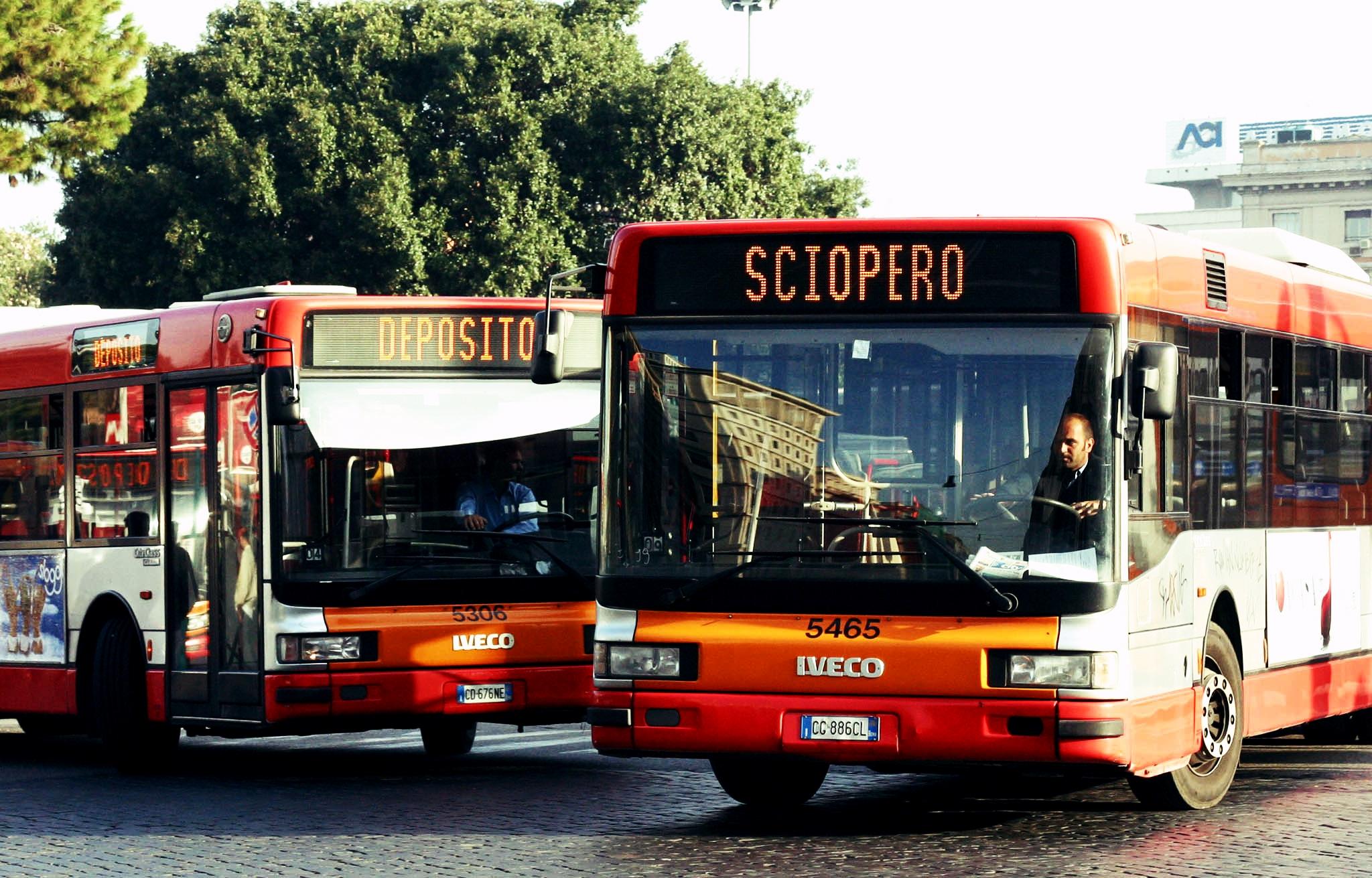 Roma, il trasporto pubblico e la rivoluzione della concorrenza