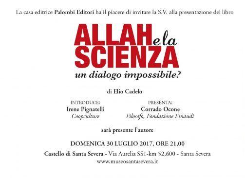 Allah e la scienza, un dialogo possibile?