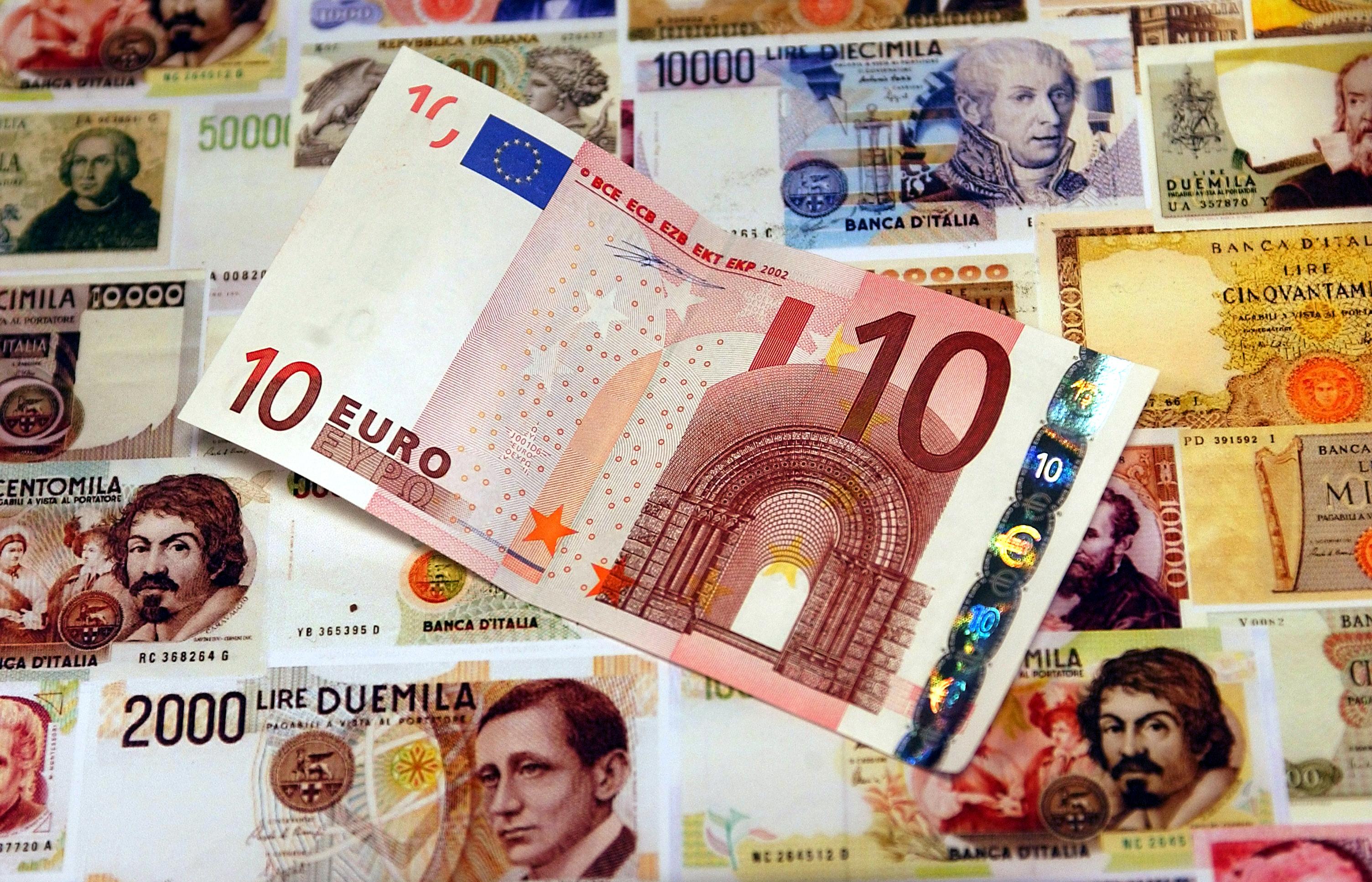 Spesa pubblica e ritorno alla lira? Ricette inefficaci. Due studi lo confermano