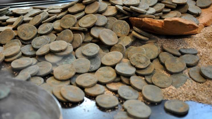 Sesterzi, bitcoin e le doppie monete