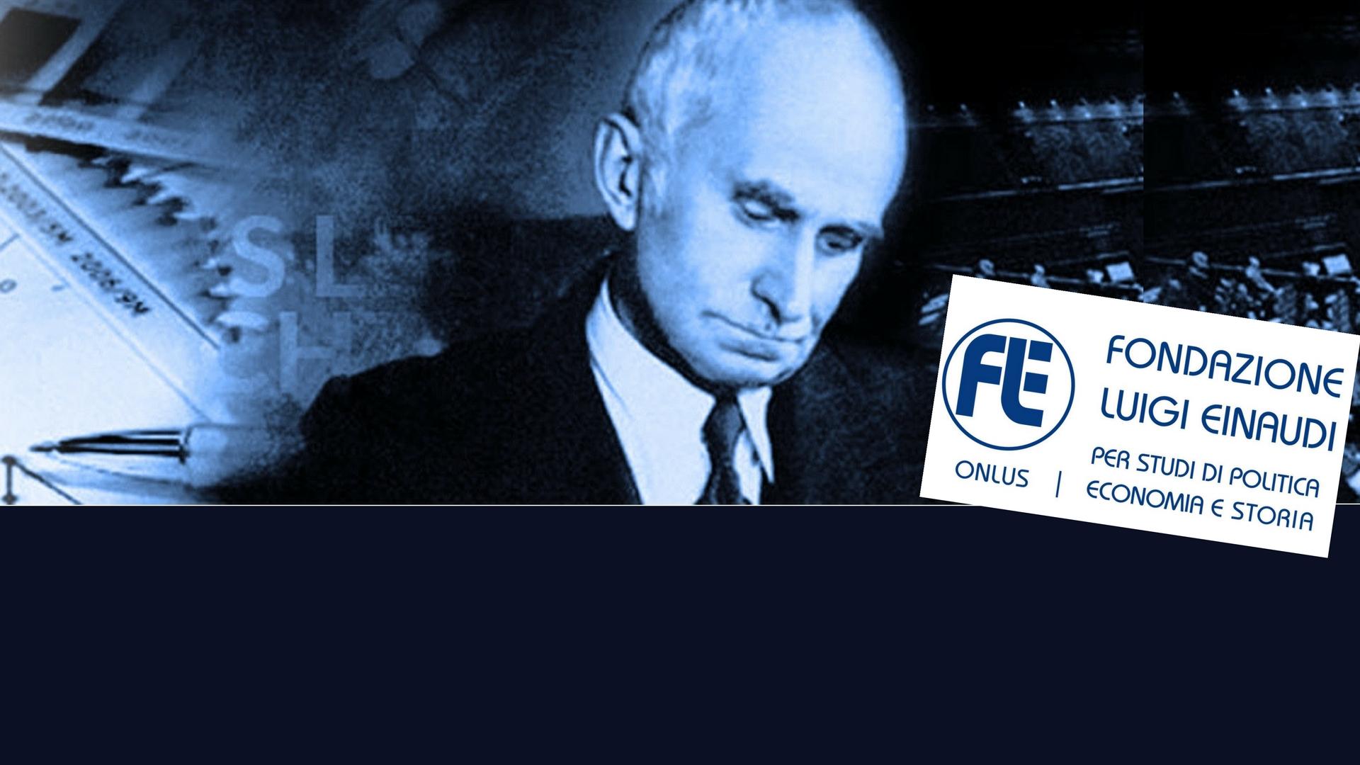 La Fondazione Einaudi più bella e forte di prima