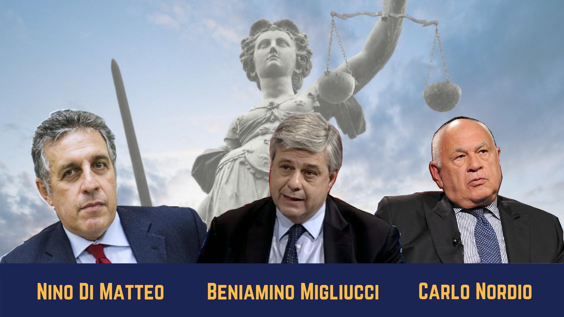 Sondaggio: chi vorresti come Ministro della Giustizia?