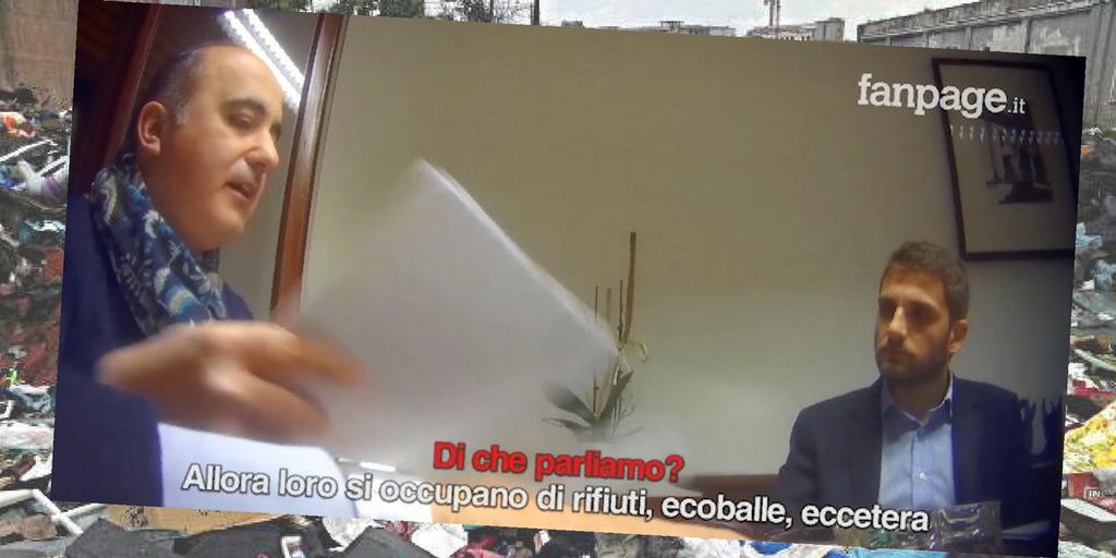 Inchiesta Fanpage De Luca, due avvisi
