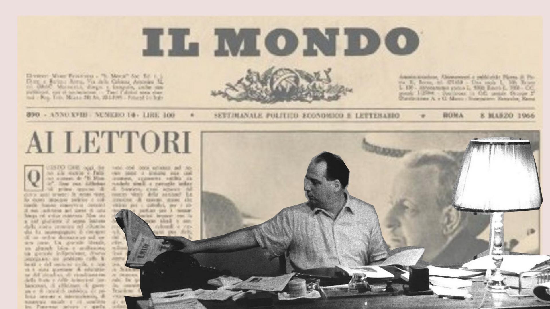50 anni senza Pannunzio e quel sogno di un'Italia moderna e liberale