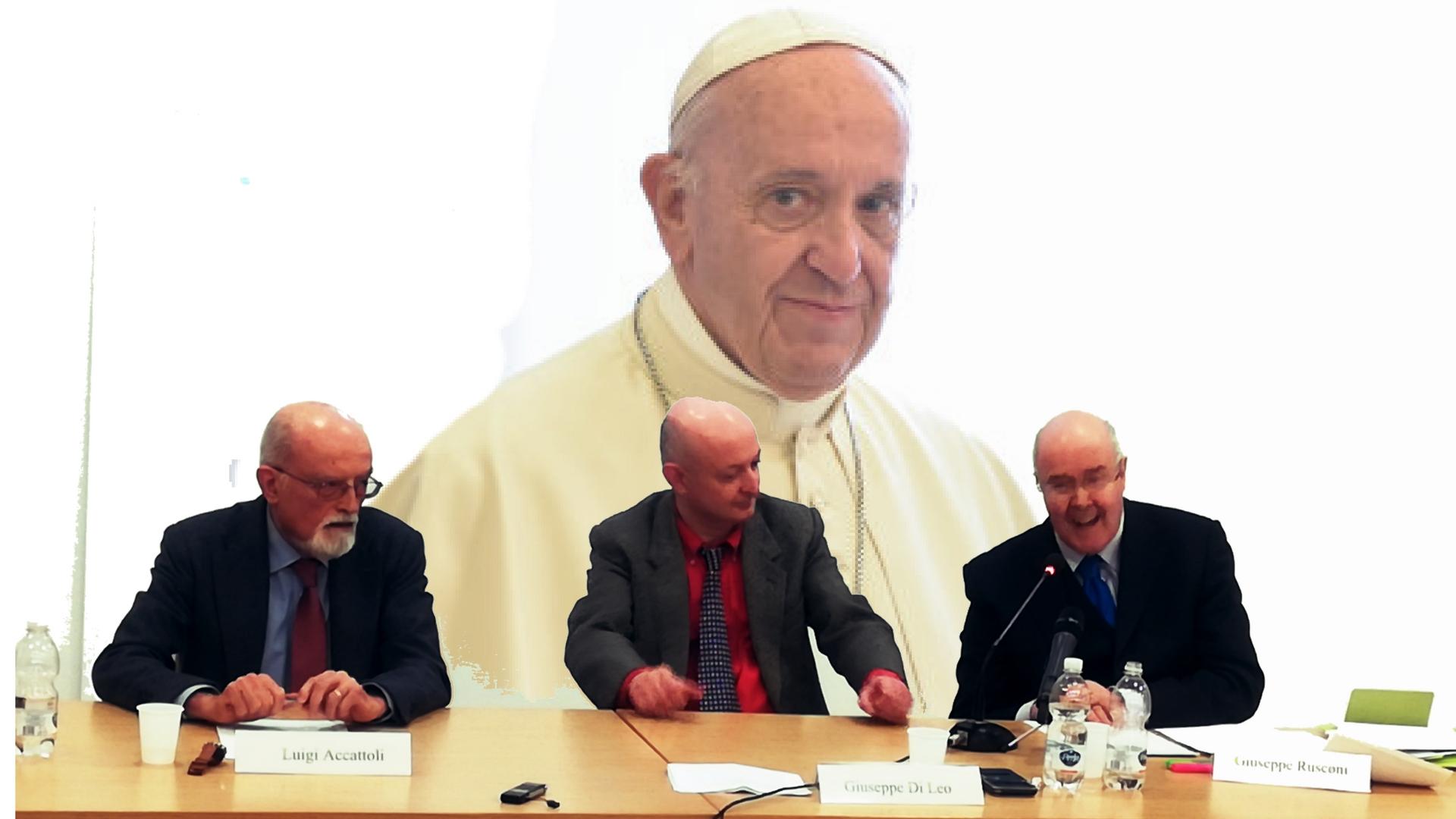 Pope Francesco: reformer or heretic?