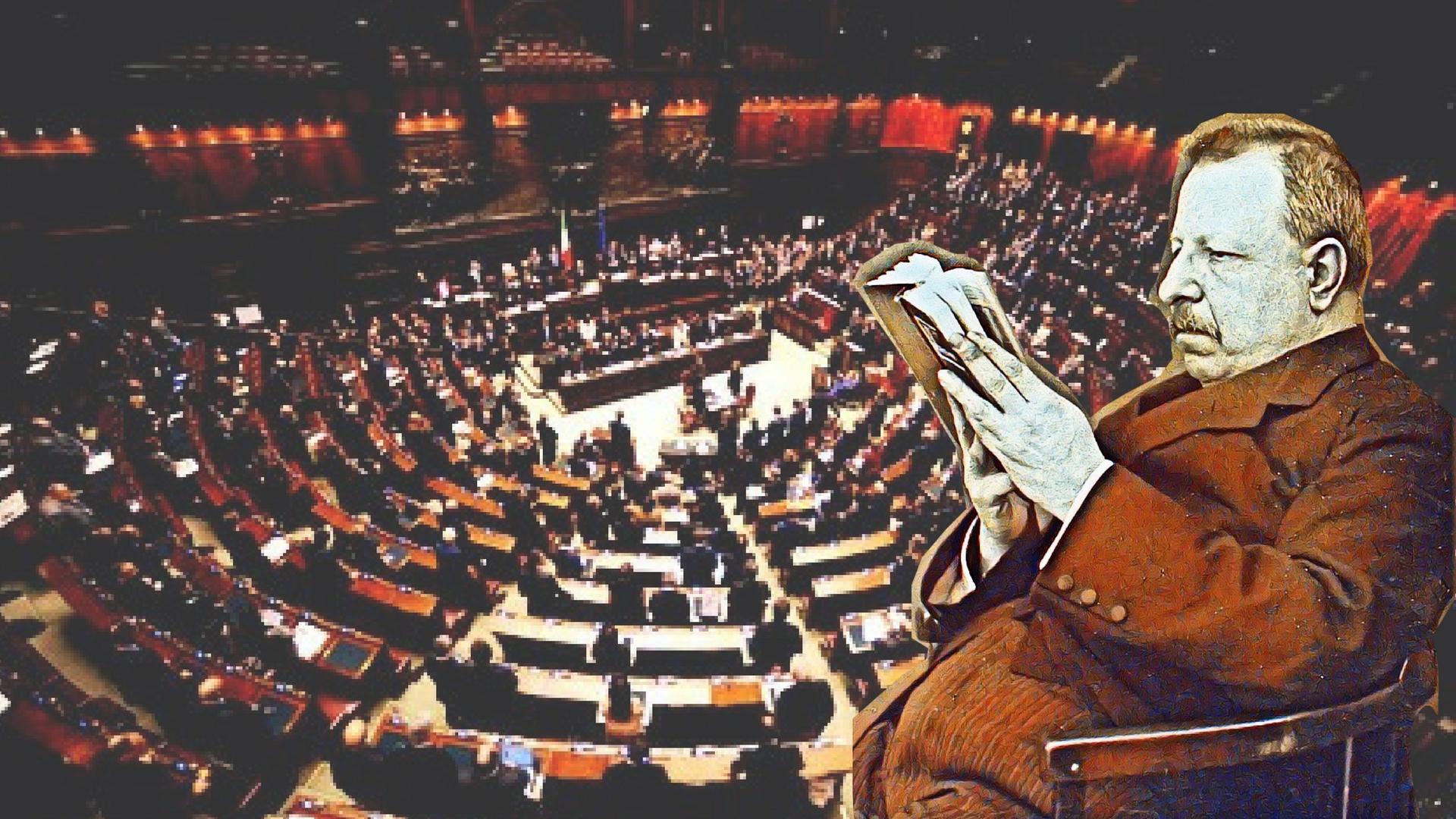 Benedetto Croce: Governo degli onesti? Utopia per imbecilli