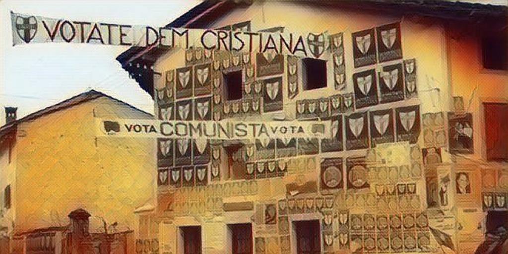"Il 18 aprile '48? Una sceltà di libertà da farne ""festa nazionale"""
