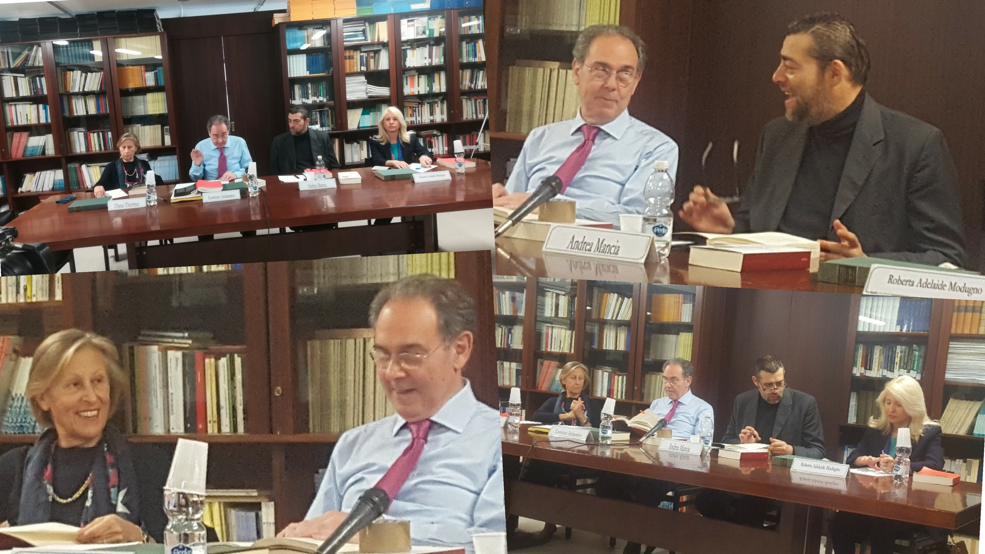 "Presentation of the book ""Bruno Leoni. An integral liberalism"""