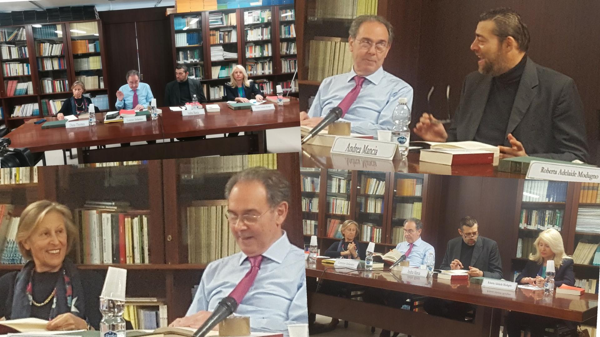 Presentazione libro Bruno Leoni. Per un liberalismo integrale