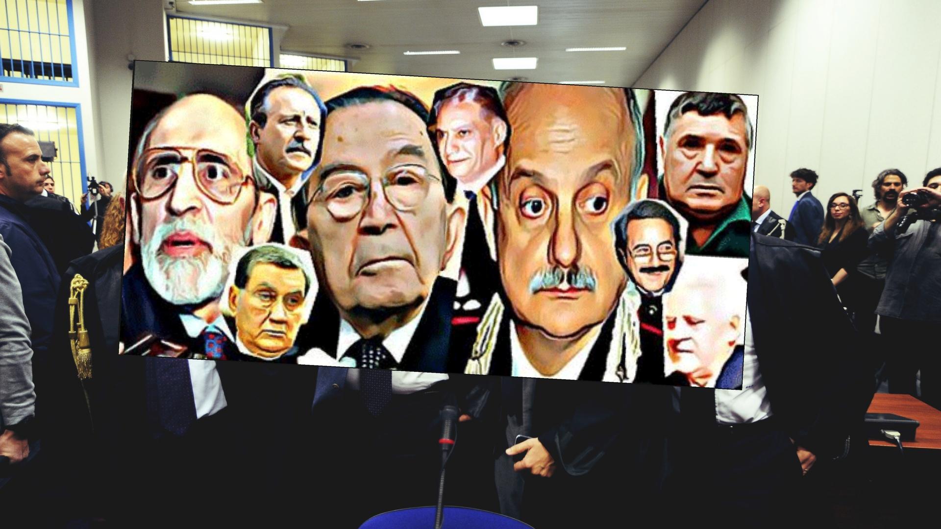 Stato-mafia, 4 domande senza risposta