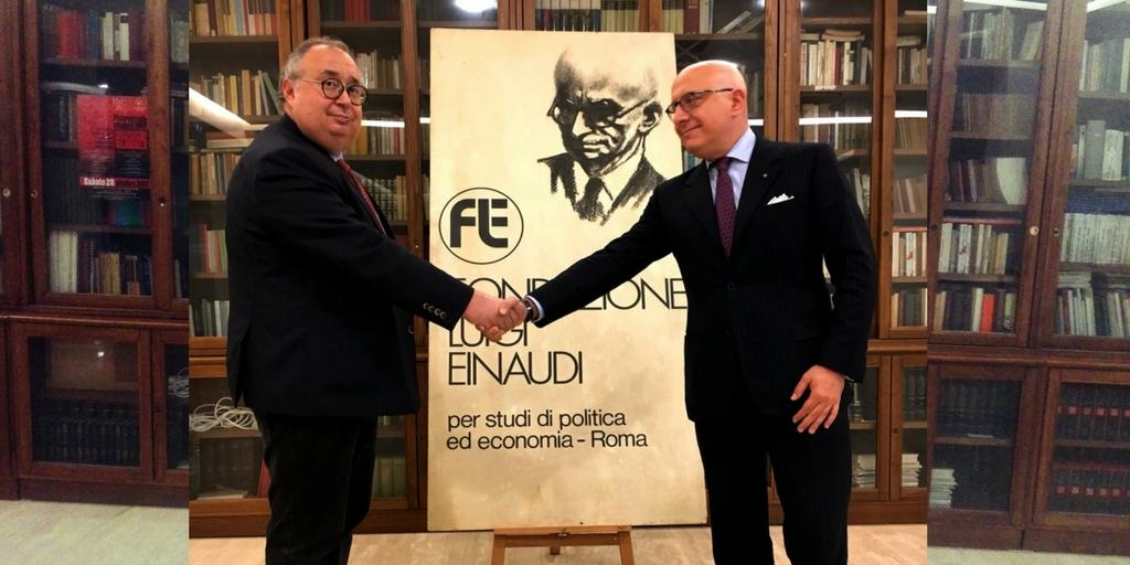 Fondazione Einaudi, rinnovato il CdA