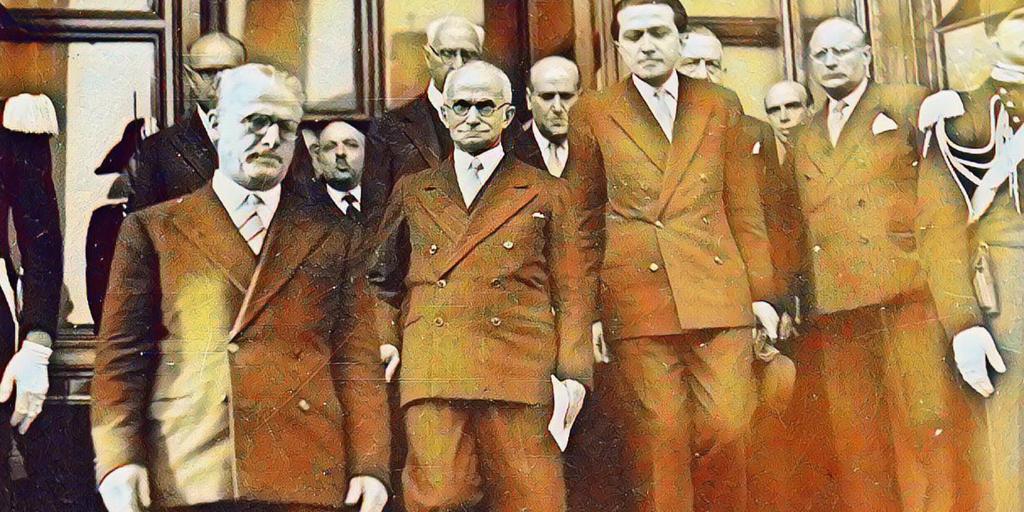 Settant'anni fa Einaudi veniva eletto Presidente della Repubblica