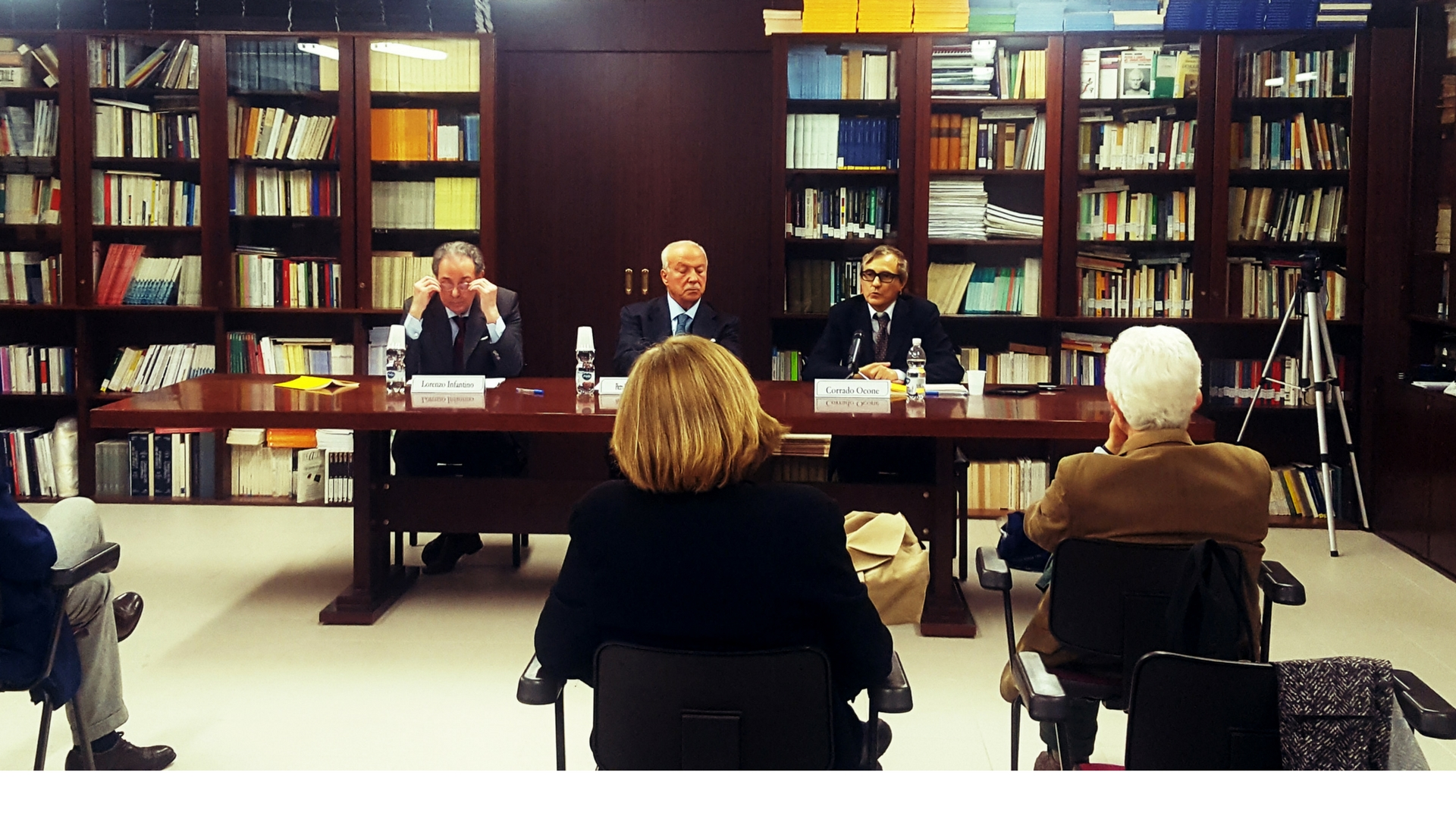 """Presentazione del libro """"L'ideologia italiana: dialogo tra Callisto e Stolido"""""""