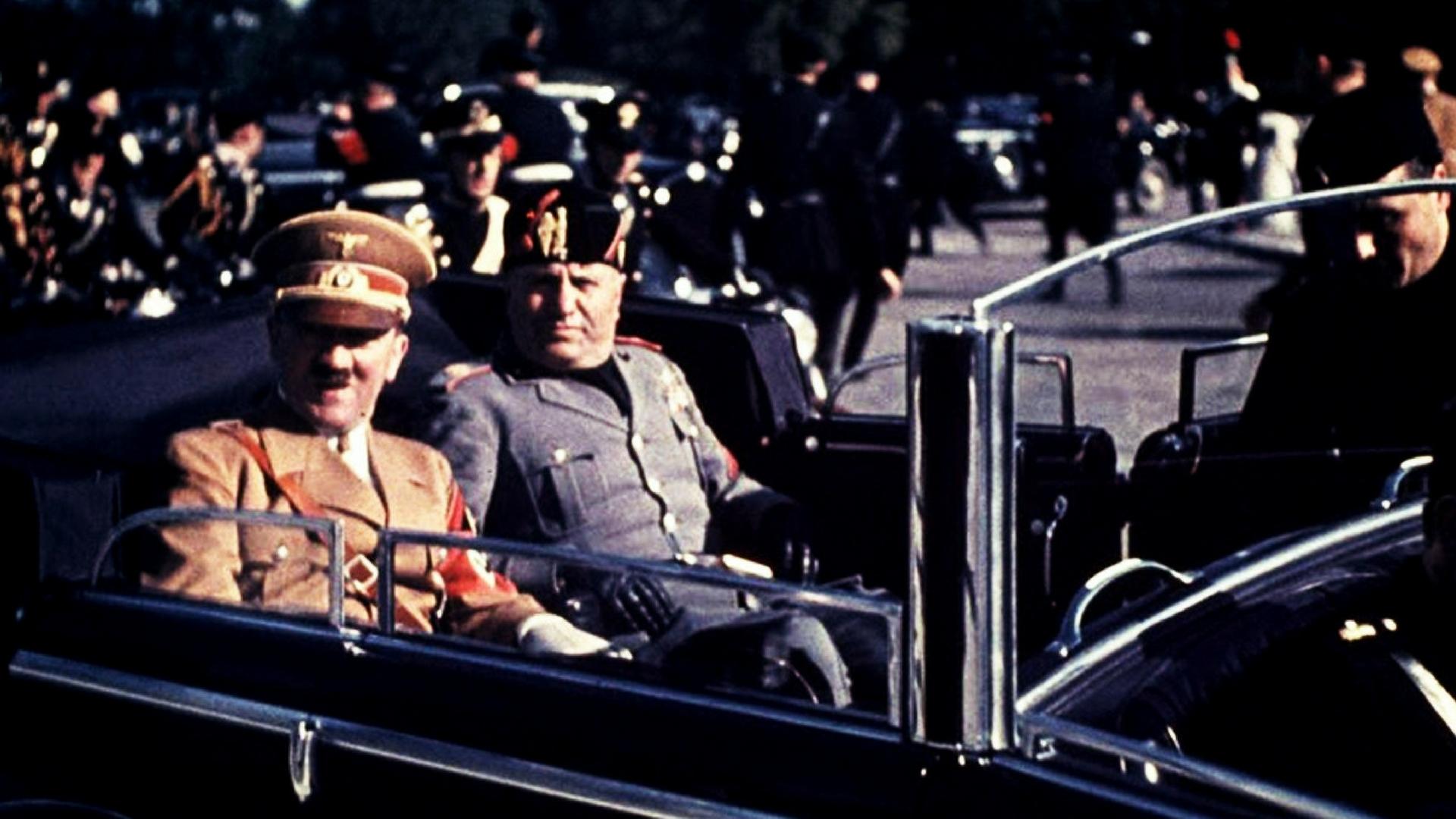 5 maggio '38: 80 anni fa, Hitler visitava Napoli