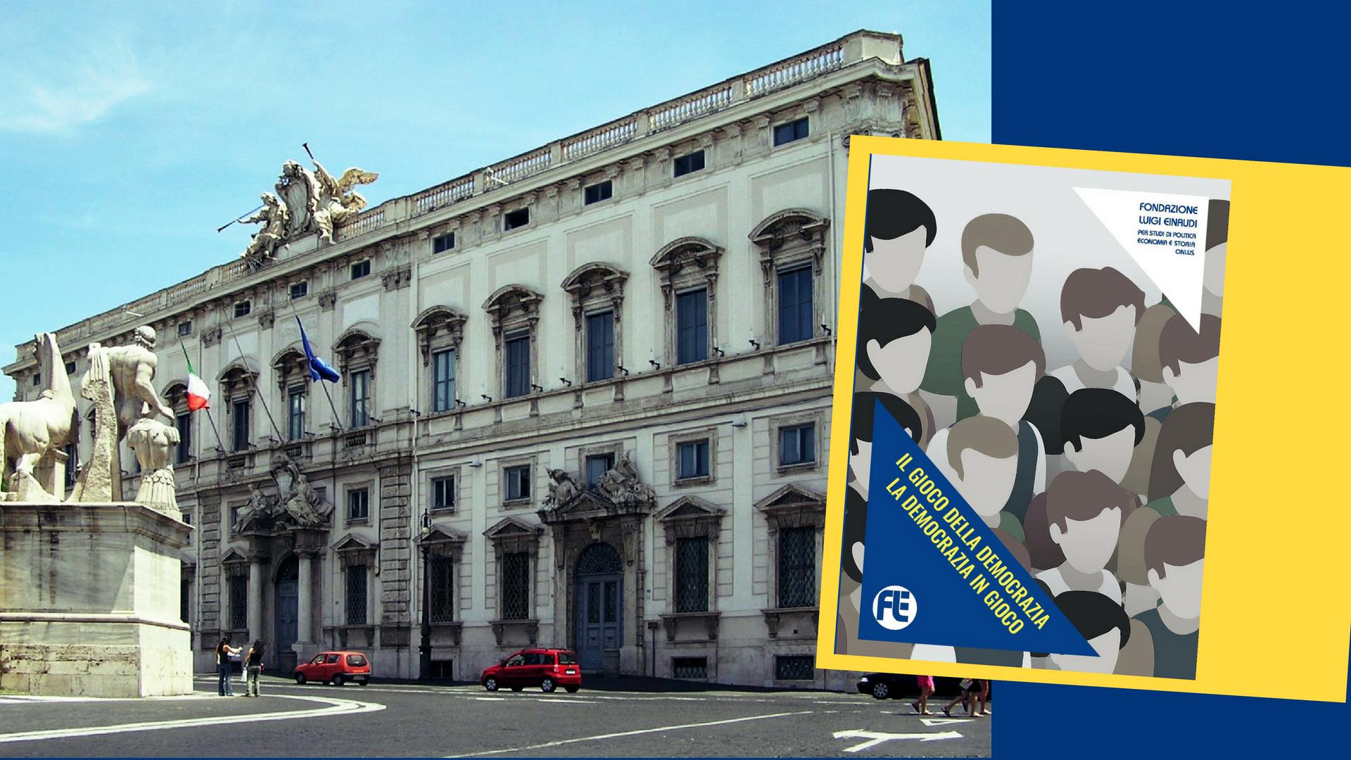 Lo studio-ricerca FLE presentato in Corte Costituzionale