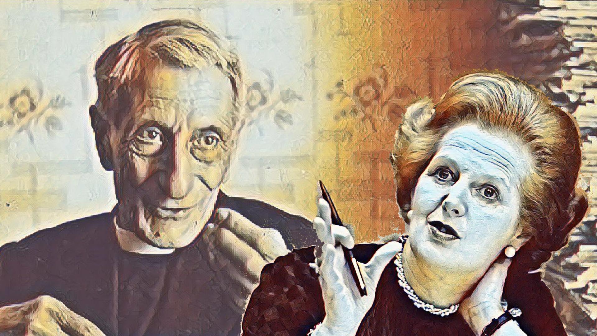 Don Sturzo dietro i discorsi della Thatcher?
