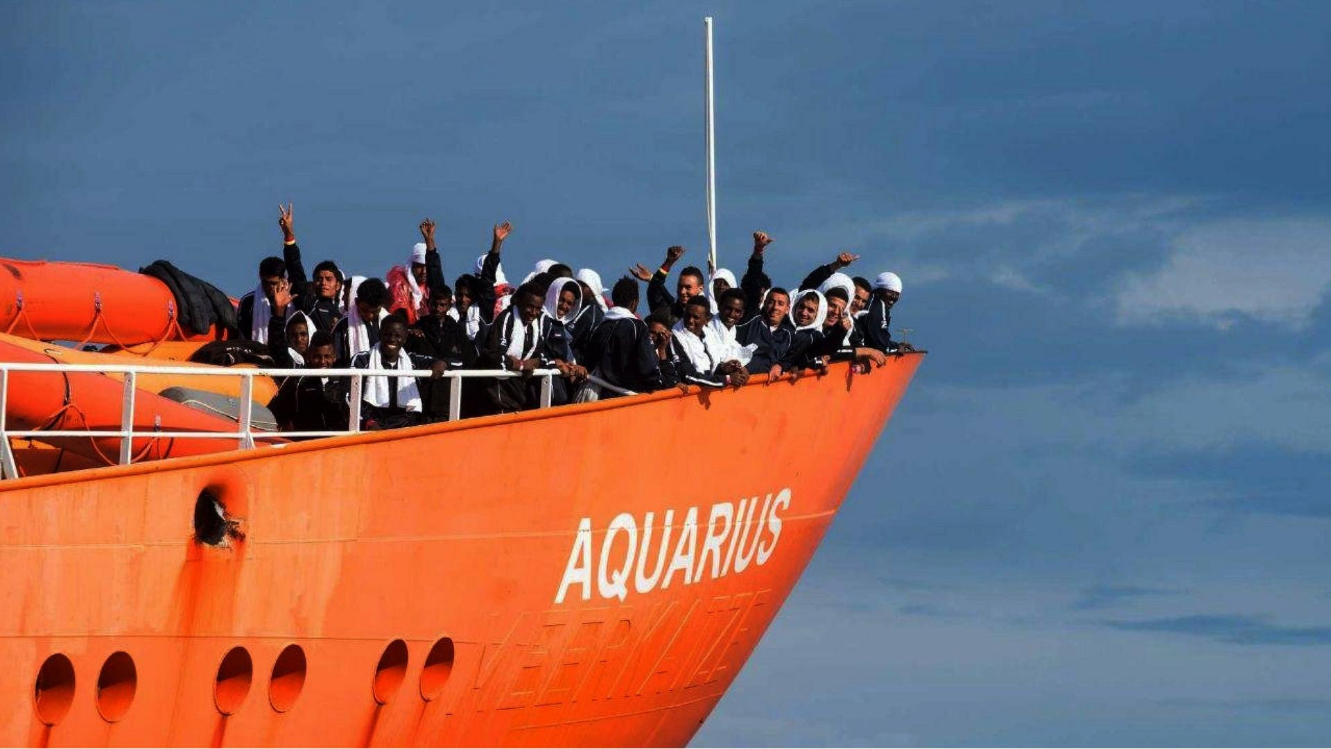 Vicenda Aquarius: le responsabilità di Ong, Malta e Libia