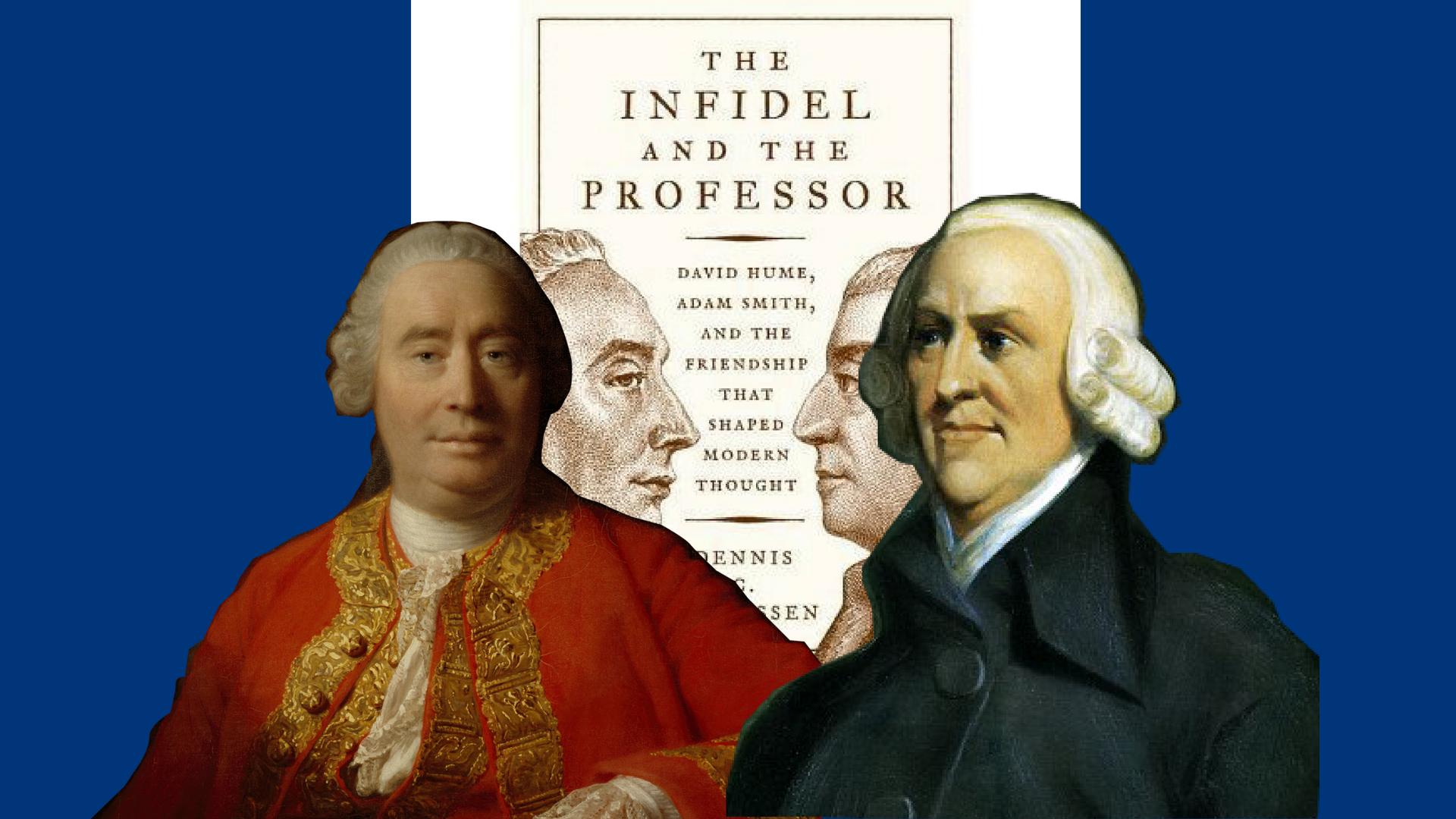 David Hume e Adam Smith: il sodalizio illuminato