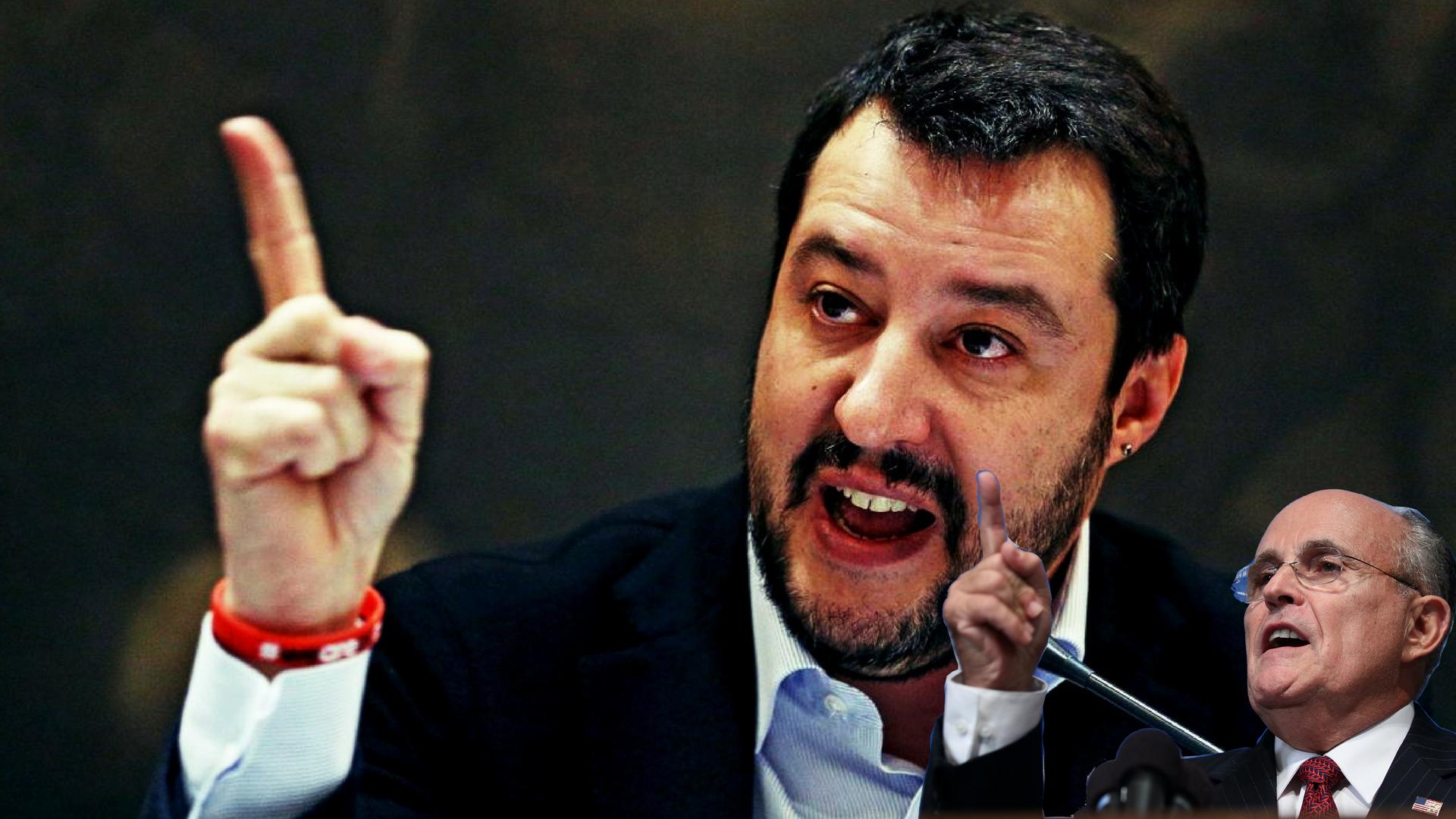 Populista? No, quella di Salvini è la destra di Rudolph Giuliani