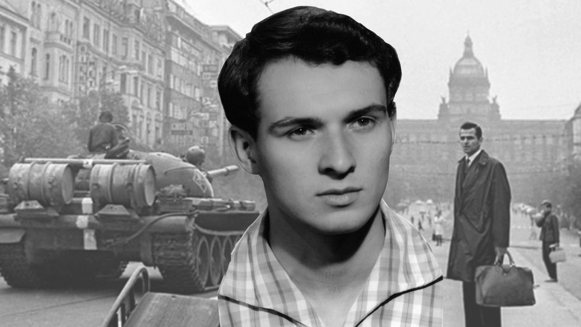 In ricordo di Jan Palach, la torcia umana simbolo di libertà