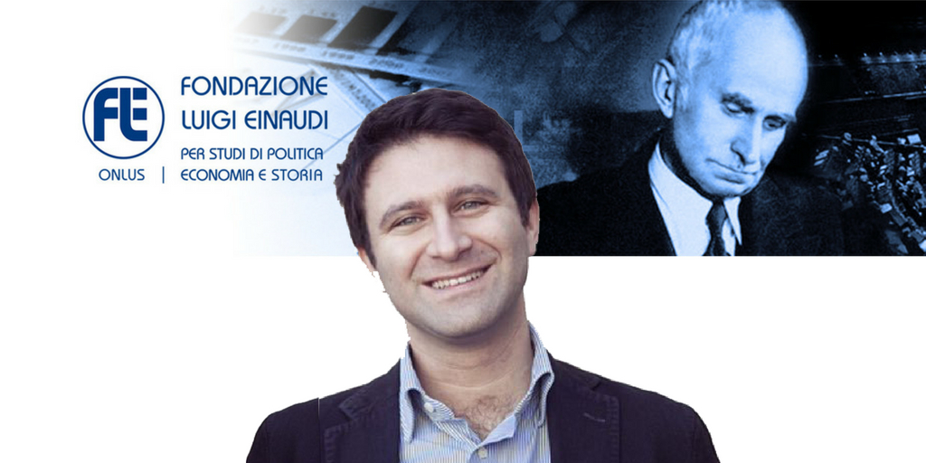 Fondazione Einaudi, Boccadutri nuovo direttore generale