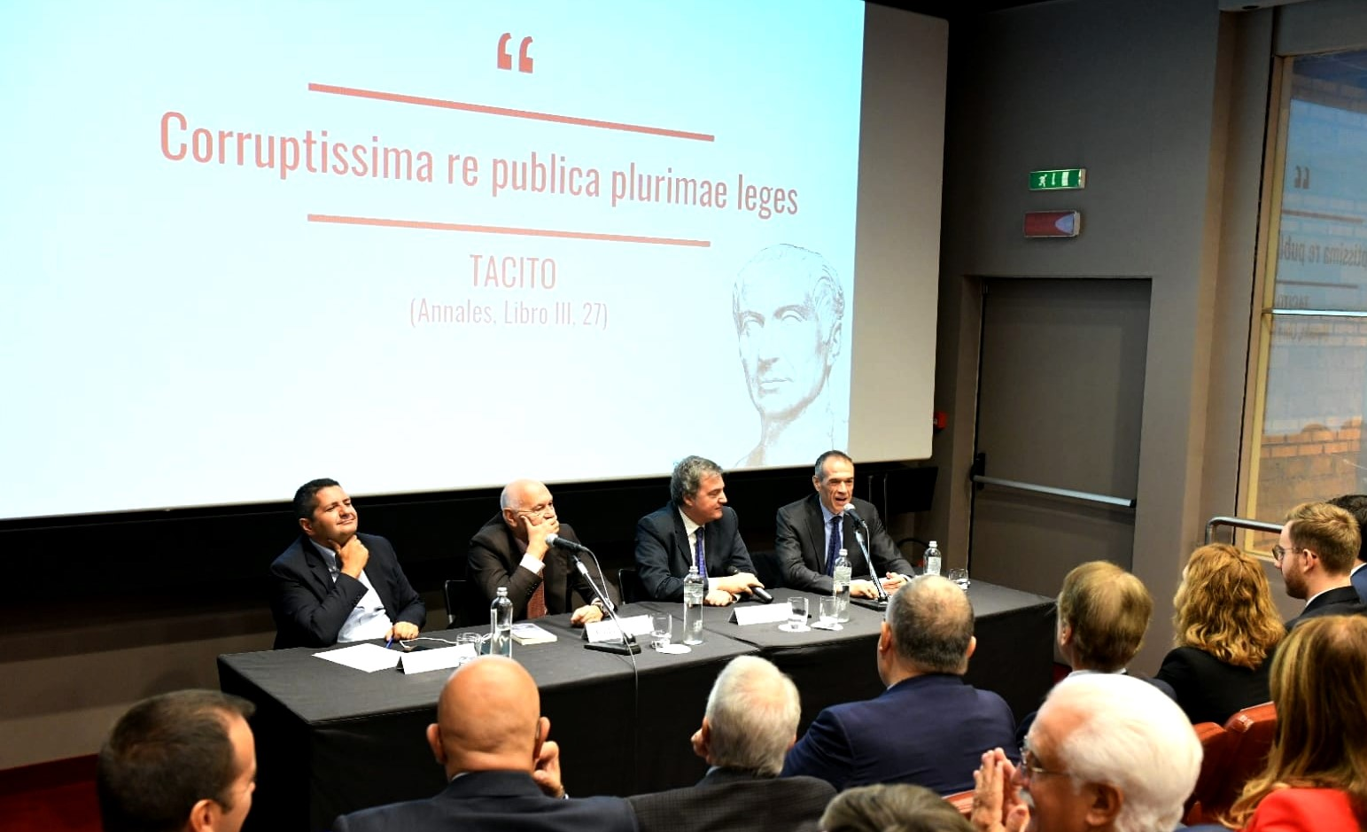 Nationalization and Privatization. Italy between the past and the future – Roundtable with Prof. Carlo Cottarelli, Carlo Nordio, Marco Bentivogli