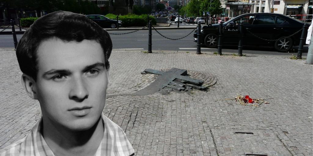 Jan Palach, la torcia umana simbolo di libertà