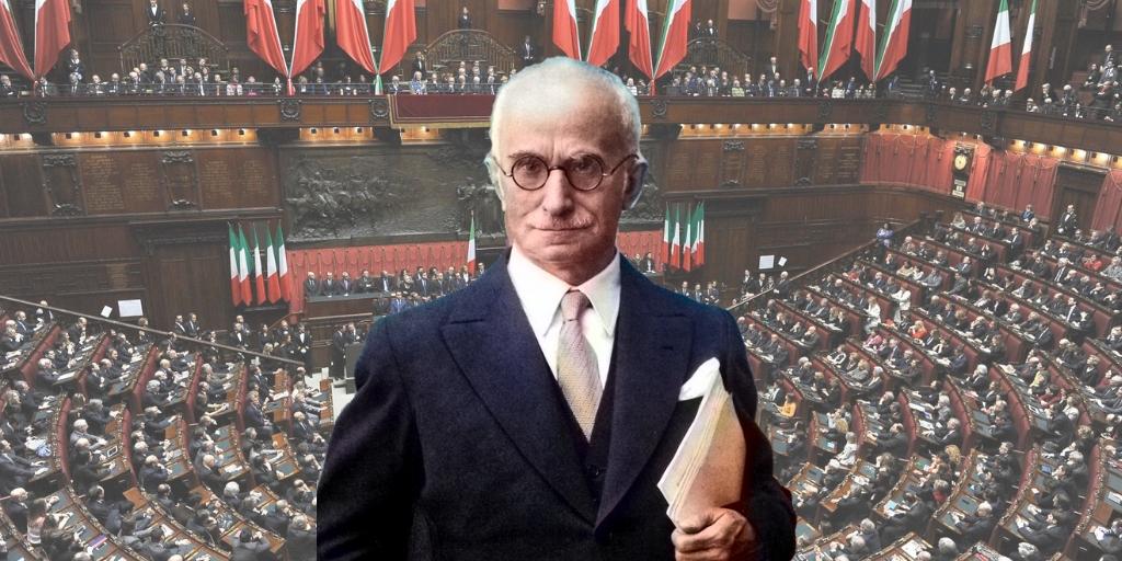 Einaudi, il presidente della ricostruzione e della ragione