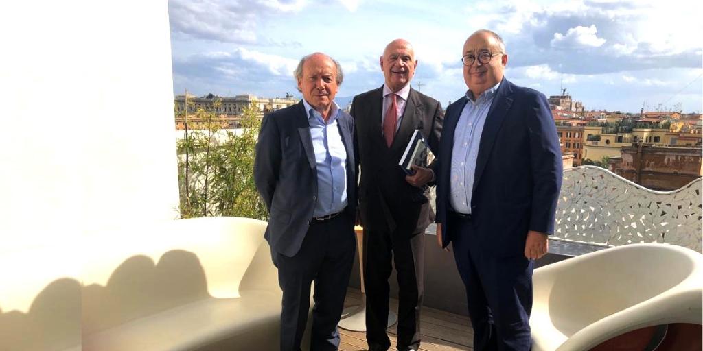 Bonvecchio e Nordio nel CdA della Fondazione Einaudi