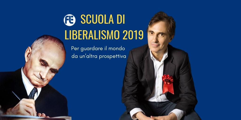 Scuola di Liberalismo 2019, per guardare il mondo da un'altra prospettiva