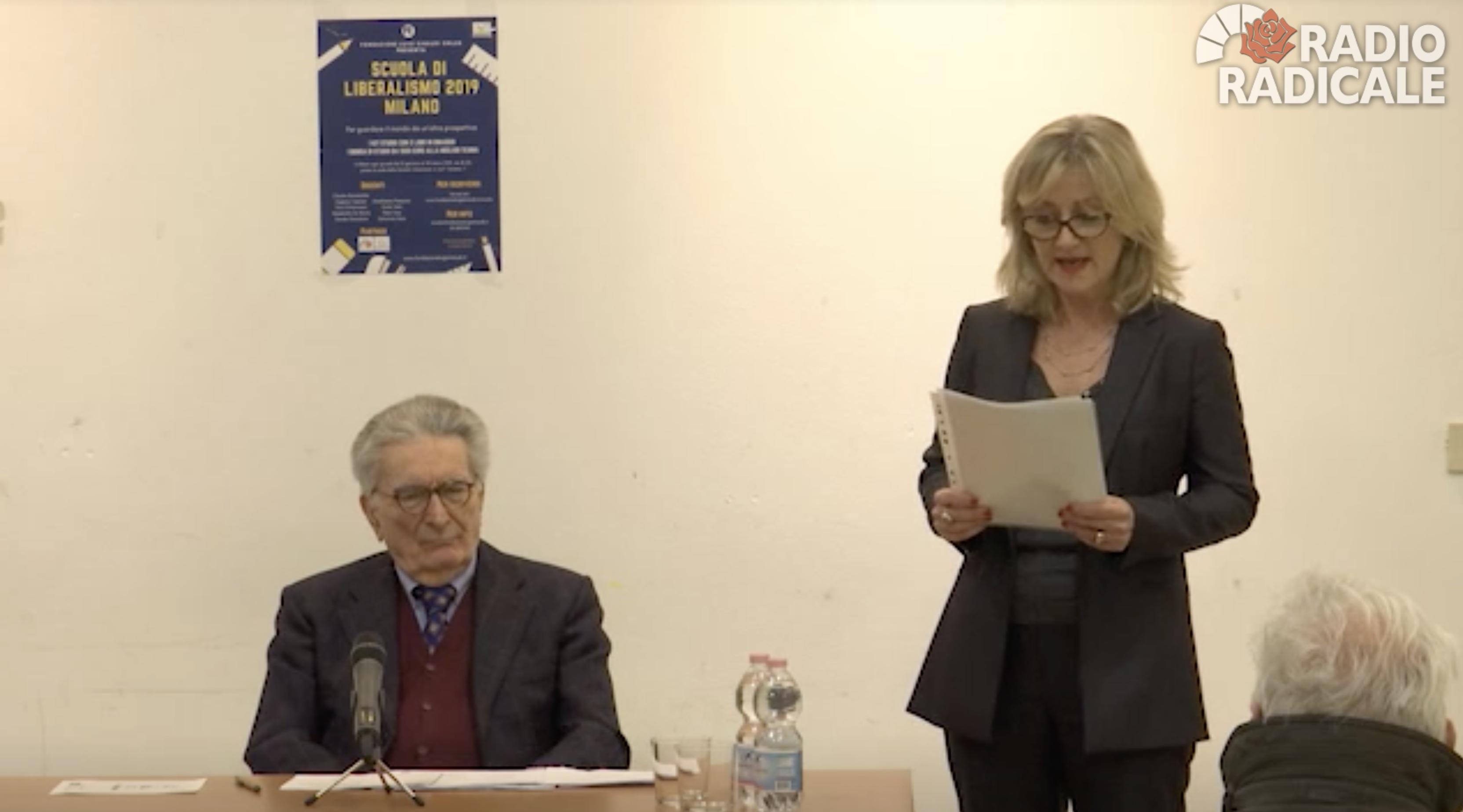 """Scuola di Liberalismo 2019 – Milano: lezione di Gianfranco Pasquino sul tema """"Democrazia"""""""
