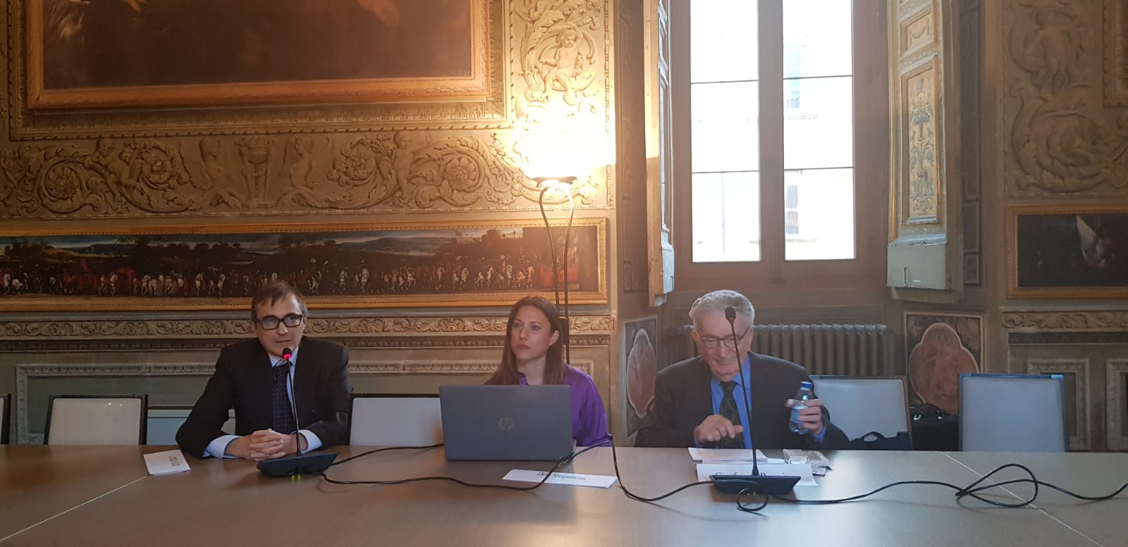 "Rome, Liberalism School 2019: Gianfranco Pasquino´s lessons on ""Democracy"""