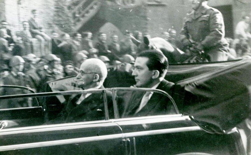 11 May 1948 – Luigi Einaudi becomes President of the Republic