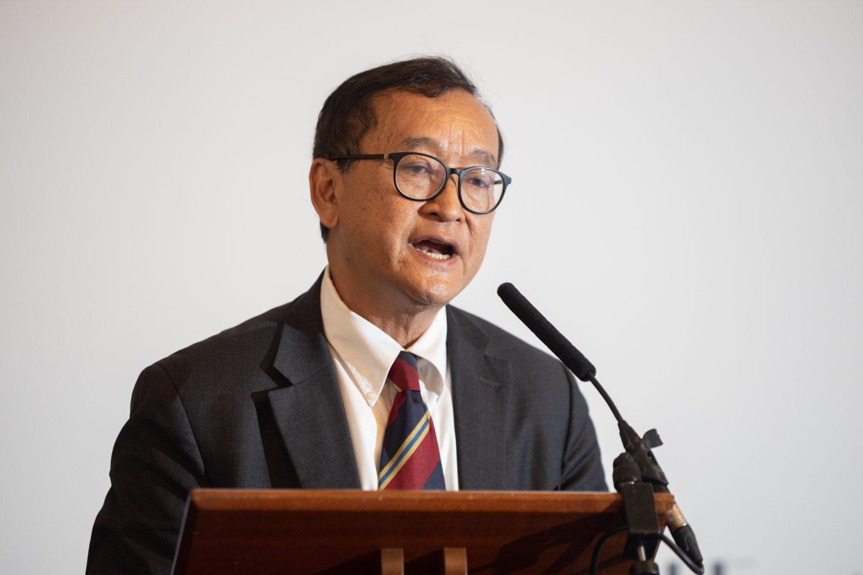 Appello al governo cambogiano per consentire l'accesso ai legislatori europei che sostengono Sam Rainsy