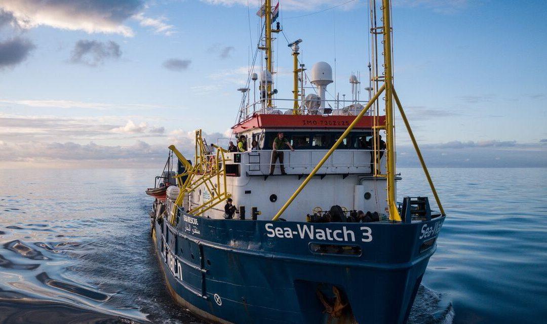 Sea Watch, il naufragio della legge